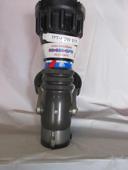 "TFT Dual Force Nozzle 2.5"" 70-250"