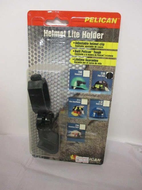 Pelican Helmet Light Holder Fire Clip