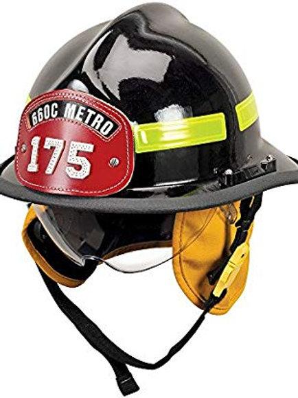 Cairns® 660C Metro™ Composite Fire Helmet