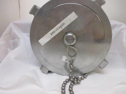 Kochek Chrome Cap and Chain CC4052C