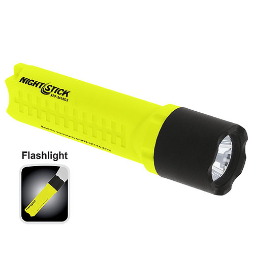 X-Series Intrinsically Safe Flashlight - 3 AA