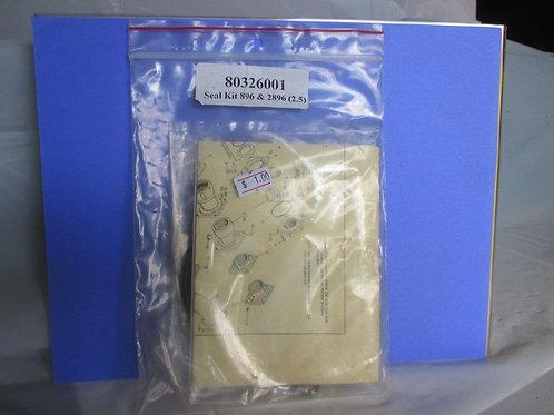 """Elkhart Seal Kit 896 & 2896 2-1/2"""""""