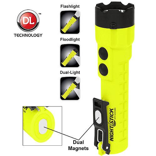 X-Series Intrinsically Safe Dual-Light™ Flashlight w/Dual Magnets