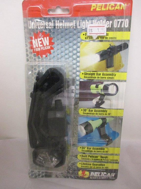 Pelican Universal Helmet Light Holder