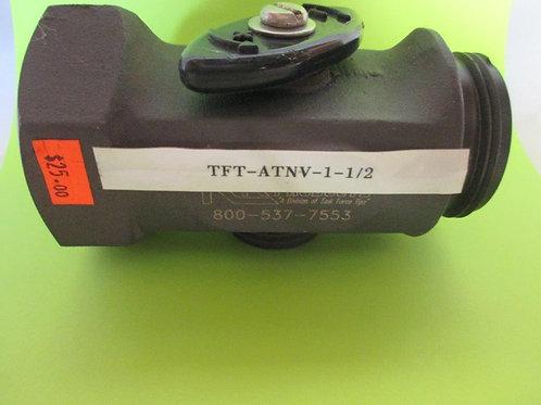 TFT Tee Valve Inlet