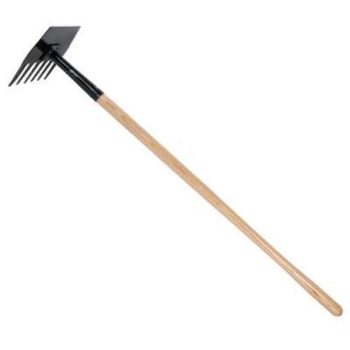 McLeod Tool; 48″ Wooden Handle