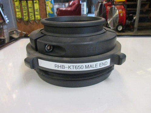 RHB Reattachable Couplings Male End