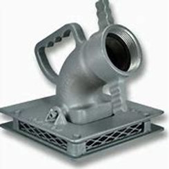 "Aluminum Low-Flow ""TM"" Strainer Low-Level"