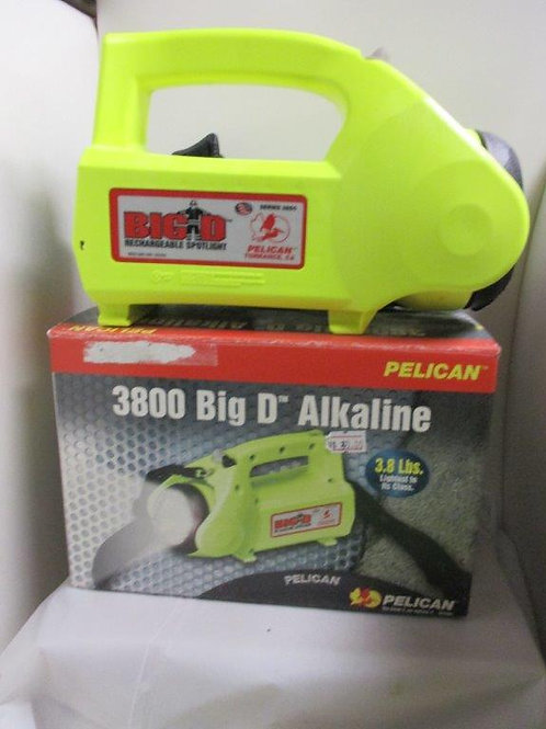 Pelican Big D Alkaline Light