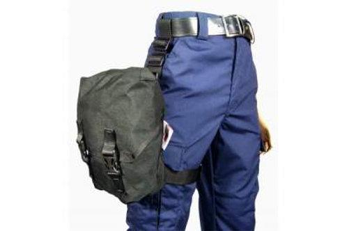 R&B Fabrications 430BK Gas Mask / Respirator Bag