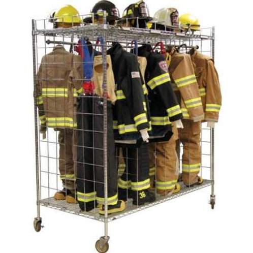 Mobile Ready Rack – Double Sided