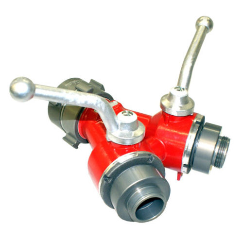 Forestry 2-Way Ball Valve