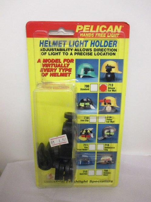 Pelican Helmet Light Holder Bilsom Ear MFF