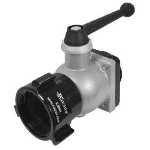 "Kochek 2 1/2"" NH Hydrant Ball Valve"