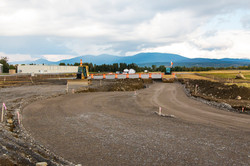 Rangeley Airport Apron Project 2017