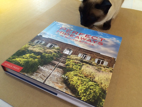 2010 the first perfect hideaways coffee table book published by paul duncan