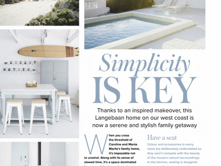 2019 woman and home home inspiration - the lagoon house