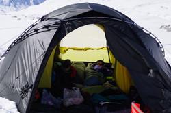 Location tente collective 6 places