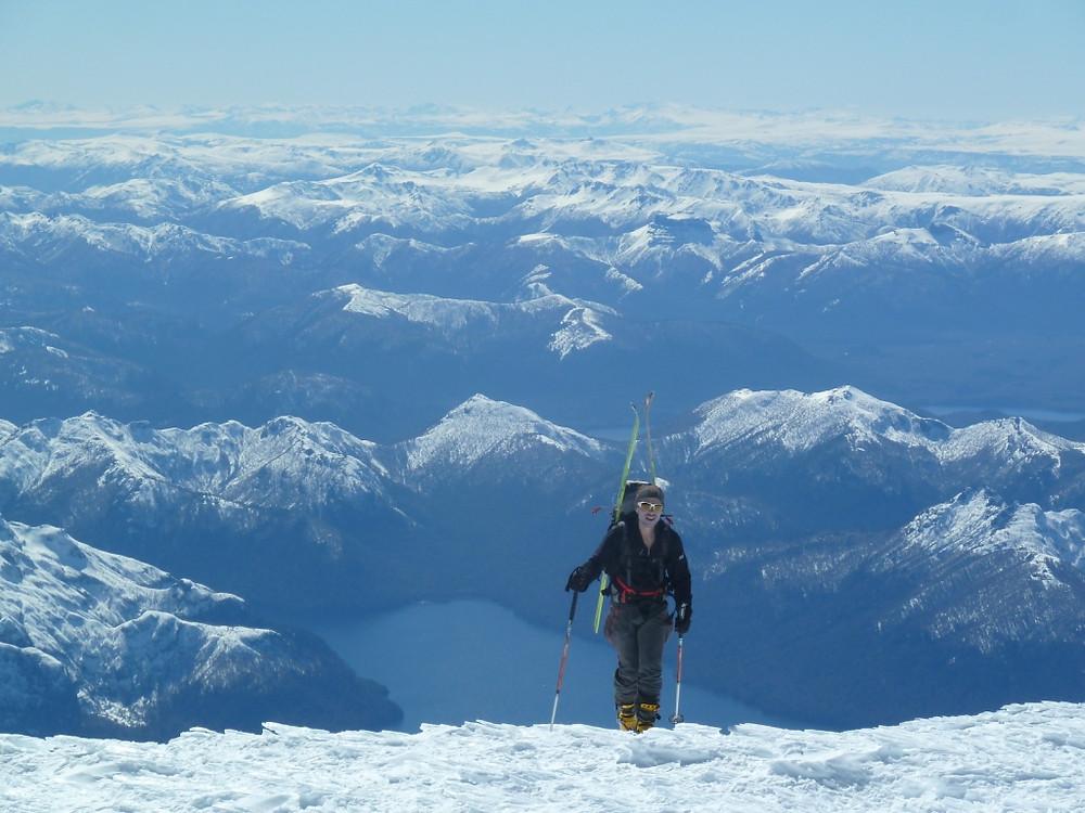 Un nombre important de sommets à skier