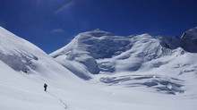 Récit de l'expédition à l'Himlung Himal (7126m) en duo