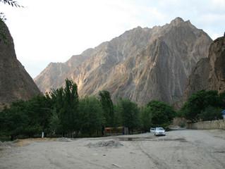 Trek dans le corridor du Wakhan