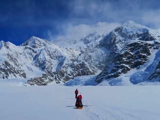 Expédition au Denali (McKinley), Alaska