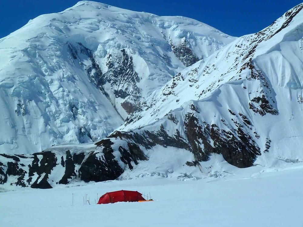 choix d'une bonne tente d'expédition