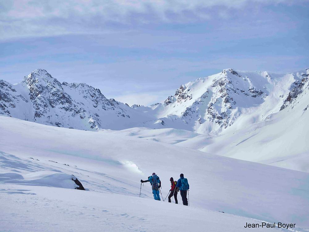 Séjour ski de randonnée dans les montagnes du Kirghizistan