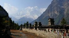 Expédition au Tilicho (7134m),Népal,printemps 2021