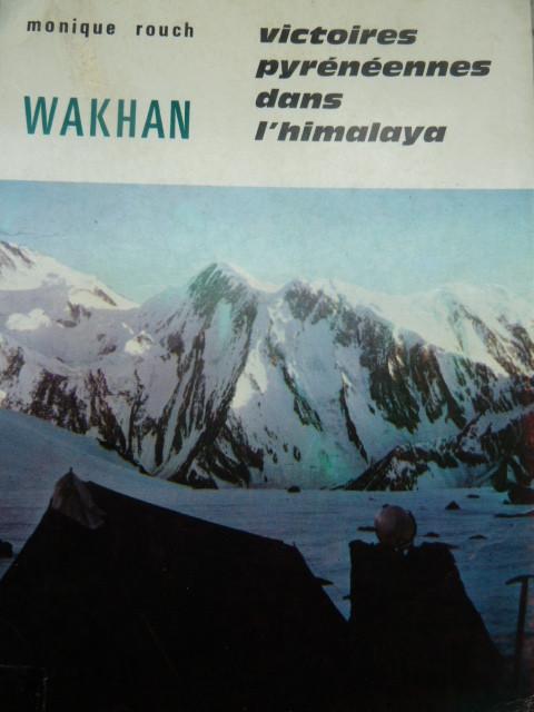 Livre sur une ascension en Afghanistan en 1969