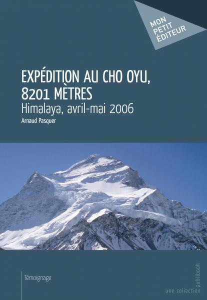 Expédition au Cho Oyu, 8201m
