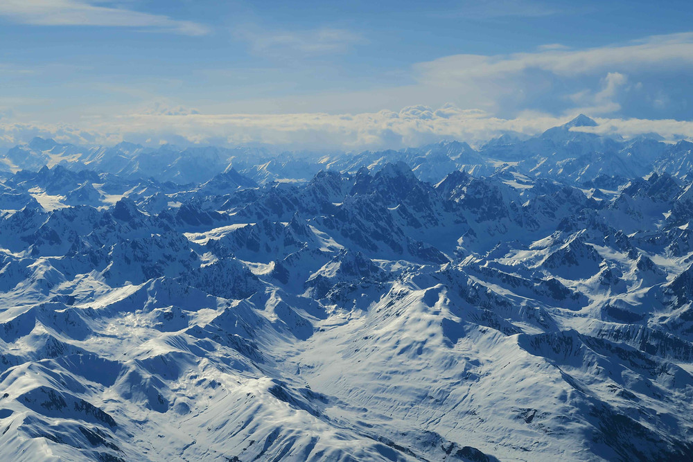 massif du Denali