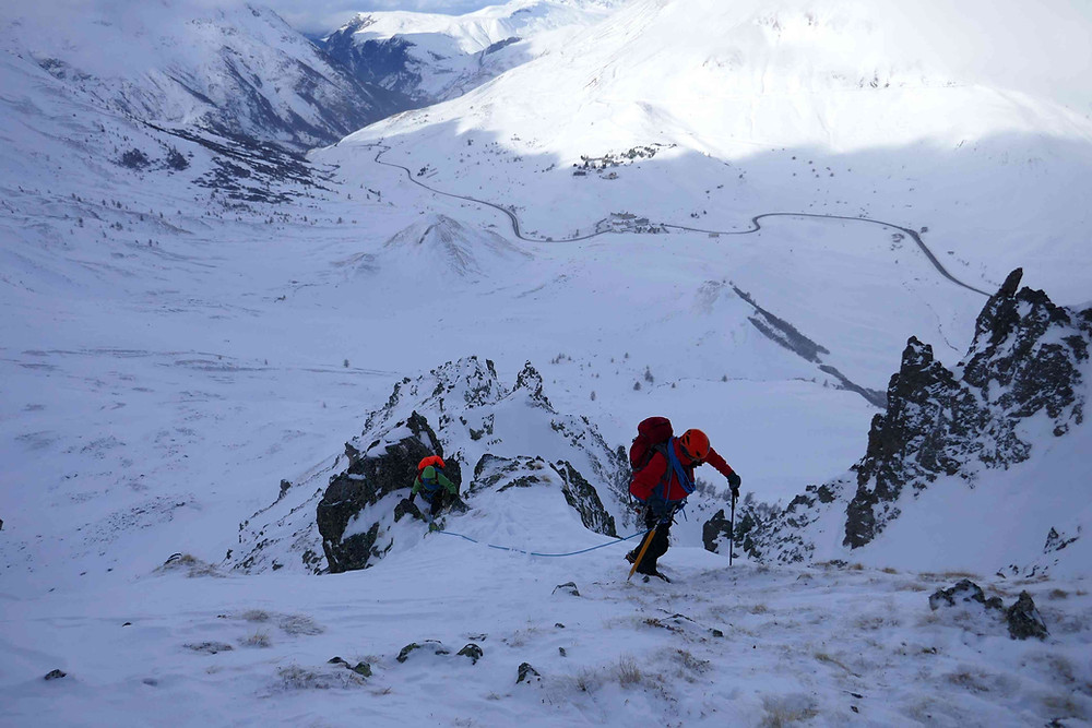 stage survie grotte de neige ou igloo