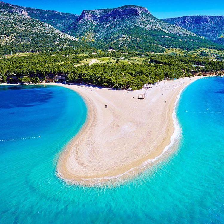 Une des plages bien connues de la région