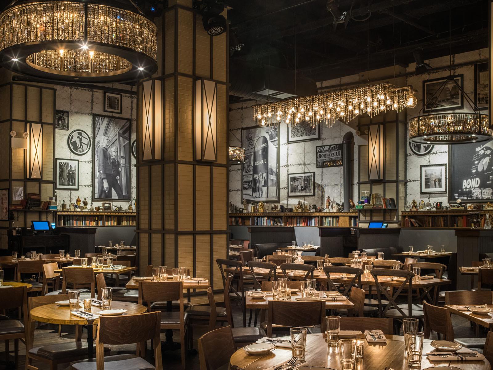 The Ribbon Midtown Restaurants New