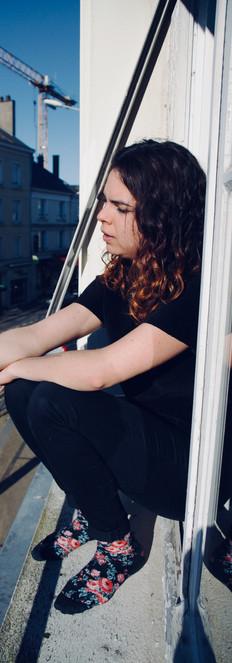 Model : Léa Fourrier