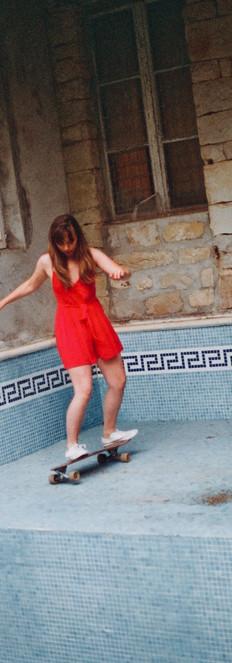 Model : Lola Trevinal
