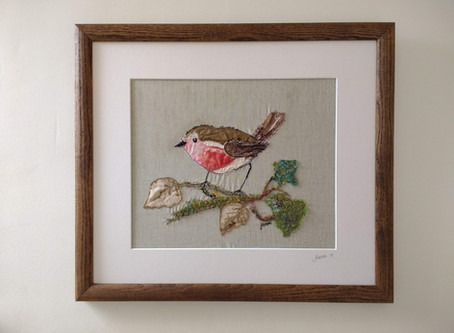 Have you spotted any robins?