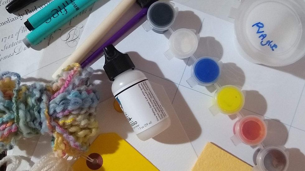 Creative Journaling: Develop Your Skills Kit