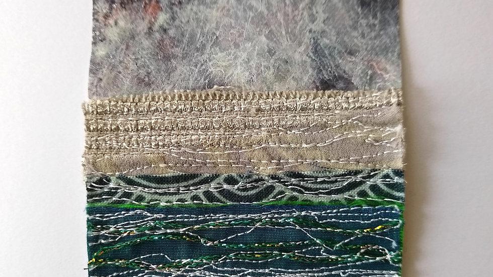 Seascape Textile Art Kit