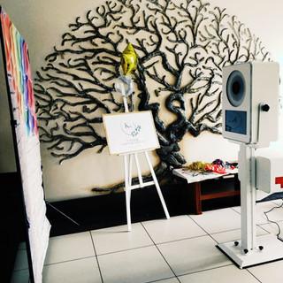 set up 3