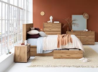 Nico Bedroom Furniture by Platform 10
