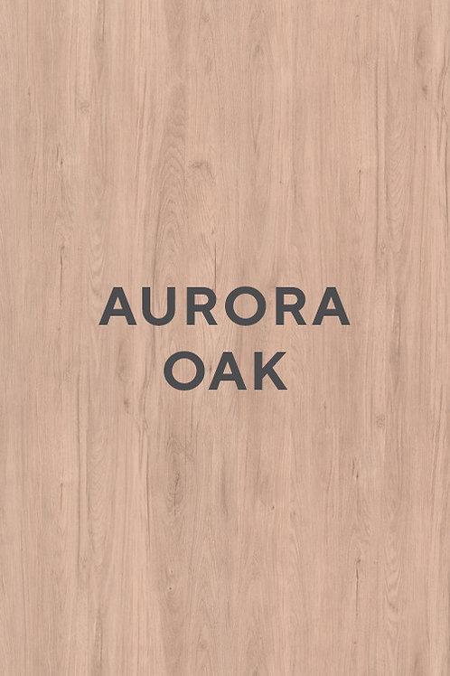 Aurora Oak Laminated Panels - Sensora Designer Laminates