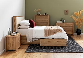 Croft Bedroom Furniture by Platform 10