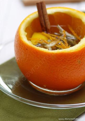 Portakallı Ihlamur