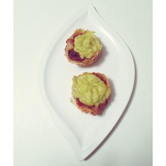 Mini Kıymalı, Püreli Börek