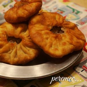 Peremeç (Kazan Böreği )
