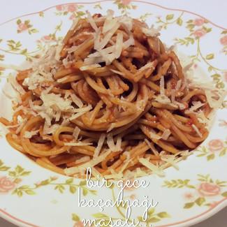 Bademli Spagetti