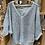 Thumbnail: Suzy D chunky knit v neck jumper choice of colour