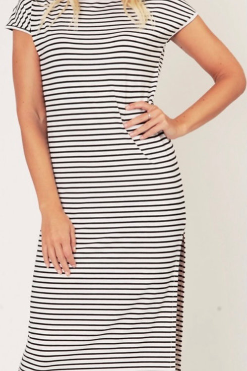 Suzy D striped Dress colours to choose from
